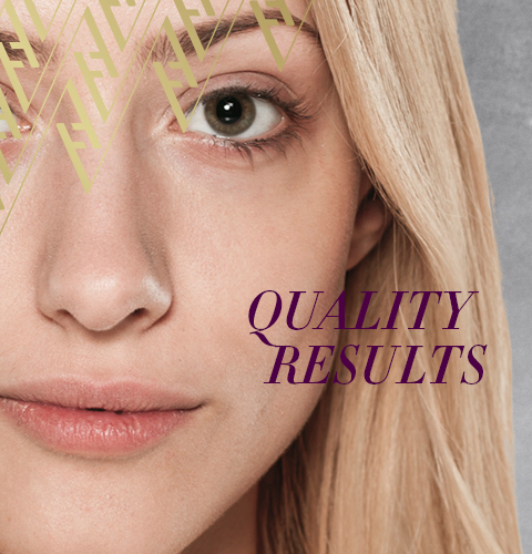 Products Hero QUALITY RESULTS